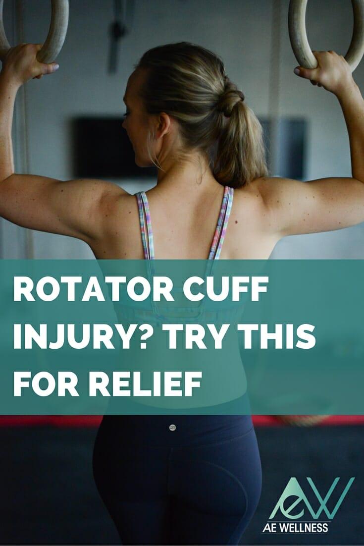 Rotator Cuff Injury? Try the Deltoid Detangle!