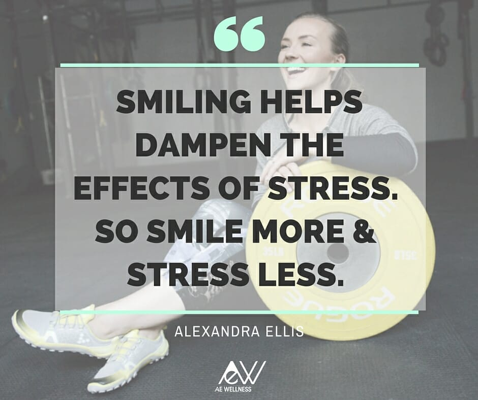 Symposium on Yoga Therapy Effect of Smiling