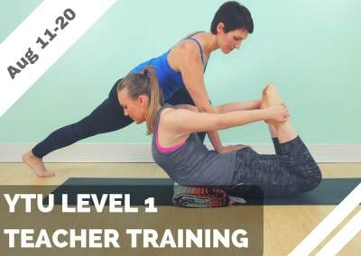 Jun 10-16 – YTU Level 1 Teacher Training (Poulsbo, WA)