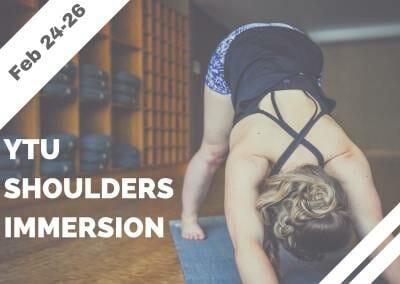 Feb 24-26 – YTU Shoulders Immersion (Cleveland, OH)