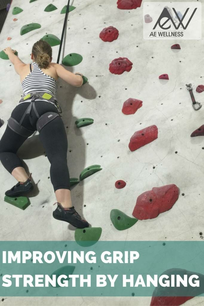 grip strength and hanging ae wellness