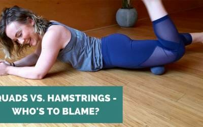 Quads vs. Hamstrings – who's to blame?