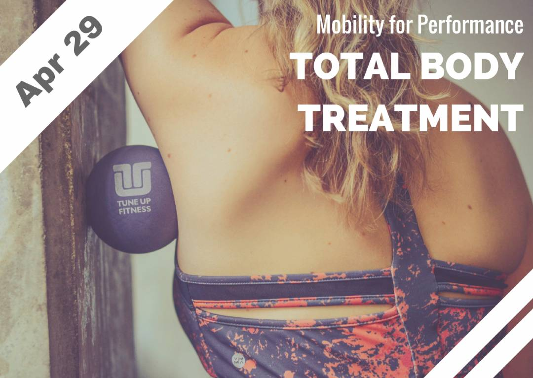 Apr 29 – Total Body Treatment (Los Angeles, CA)