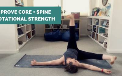 Improve Core and Spine Rotational Strength