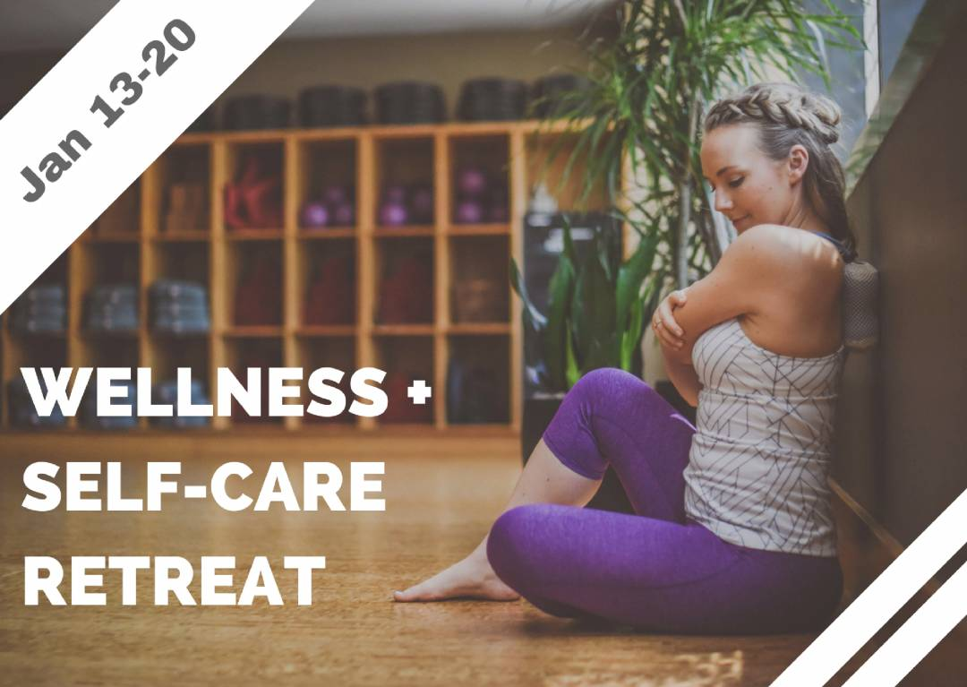 Jan 13-20 – Wellness + Self-Care Retreat (Puerto Vallarta, MX)