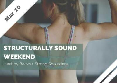 Mar 10 – Structurally Sound Weekend (Phoenix, AZ)