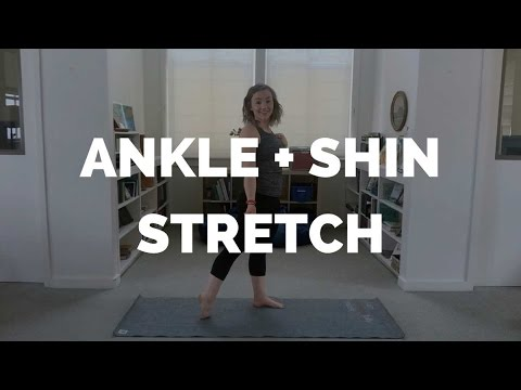 Foot and Ankle Stretch for Top of Foot Pain