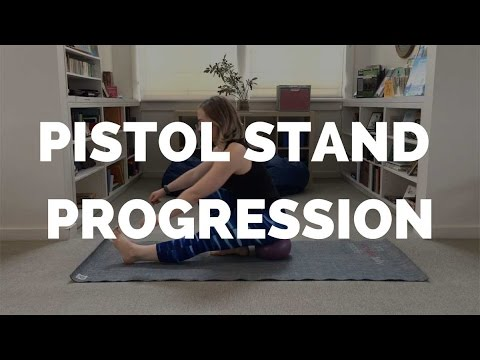 Pistol Stand Progression