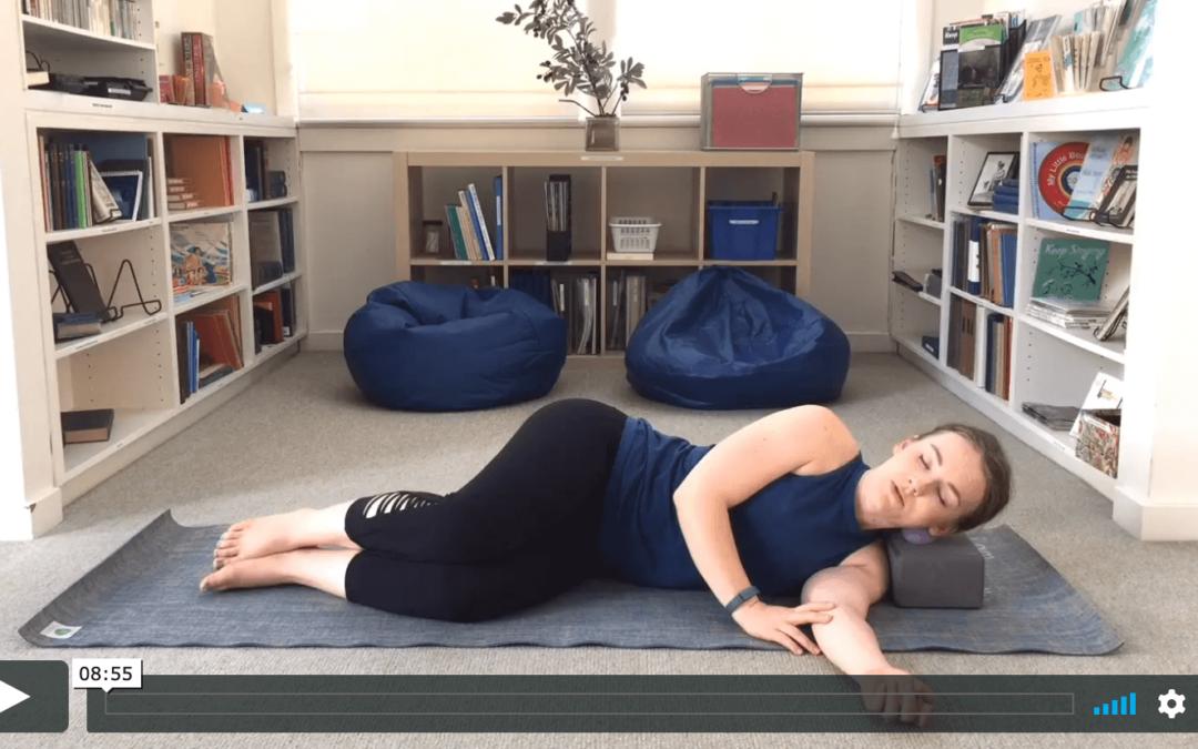 SCM Massage