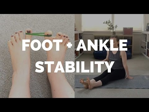 Strengthen your Big Toe for Foot and Ankle Stability