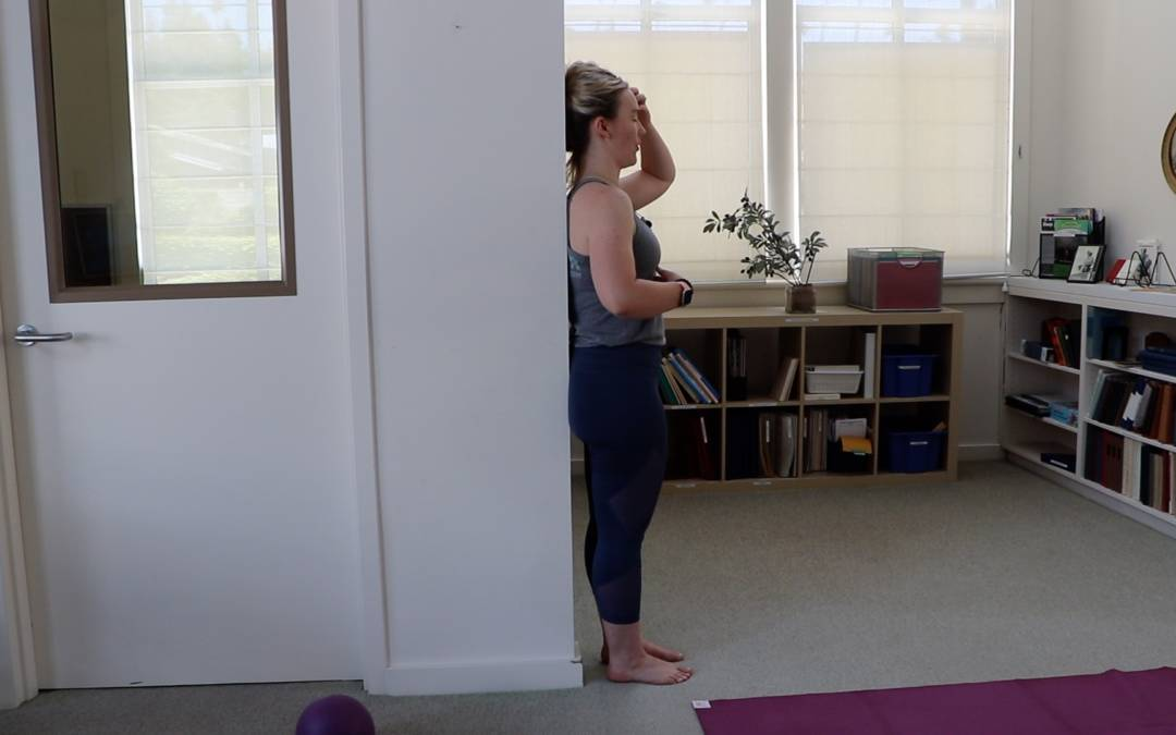 Posture Check In