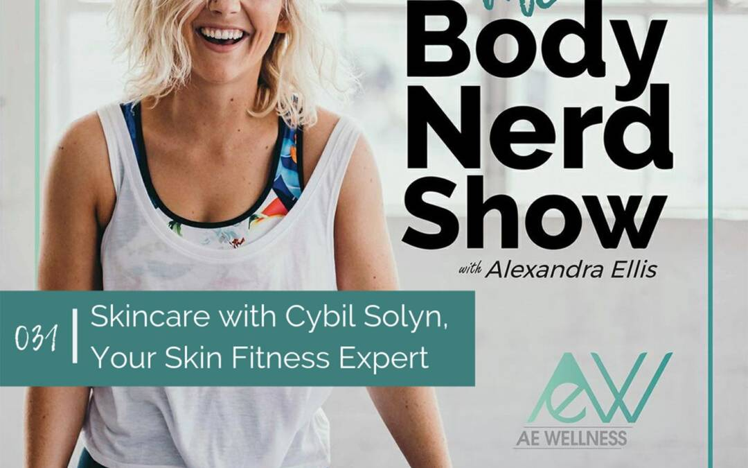 031 Skincare with Cybil Solyn, Your Skin Fitness Expert