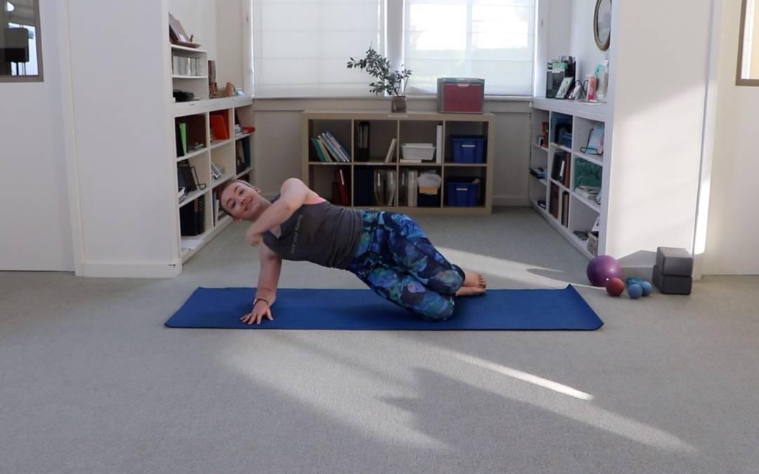 Side Plank Progressions