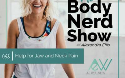 058 Help for Jaw and Neck Pain