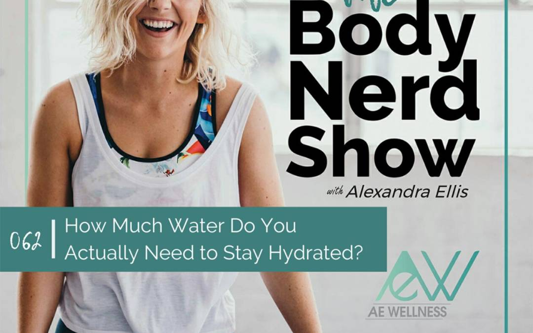 062 How Much Water Do You Actually Need to Stay Hydrated?