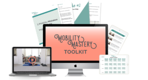 mobility mastery toolkit workout calendar