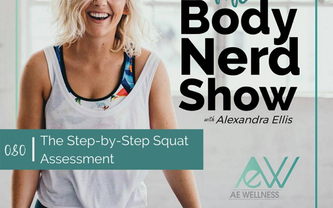 080 The Step-by-Step Squat Assessment