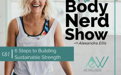 081 6 Steps to Building Sustainable Strength