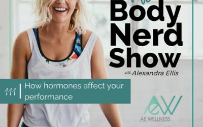 111 How hormones affect your performance