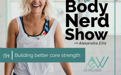 134 Building better core strength